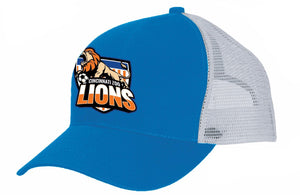 Hat BB Lions Soccer Blue