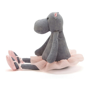 Hippo Dancing Darby 13""