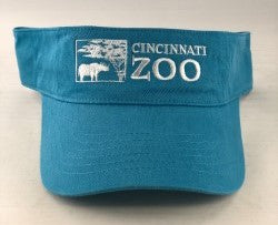 Visor Ladies CNZ Logo