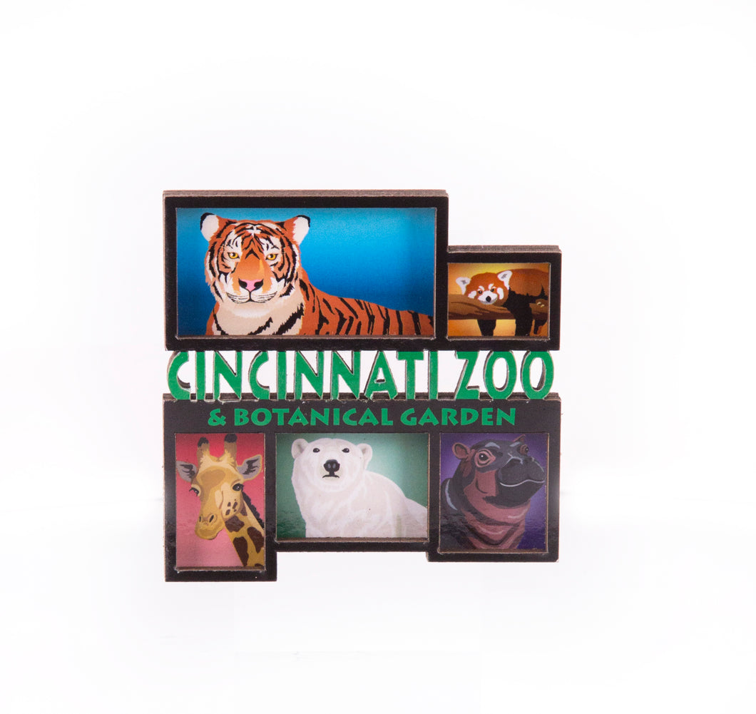 MAGNET NEW BOXES ANIMAL CNZ