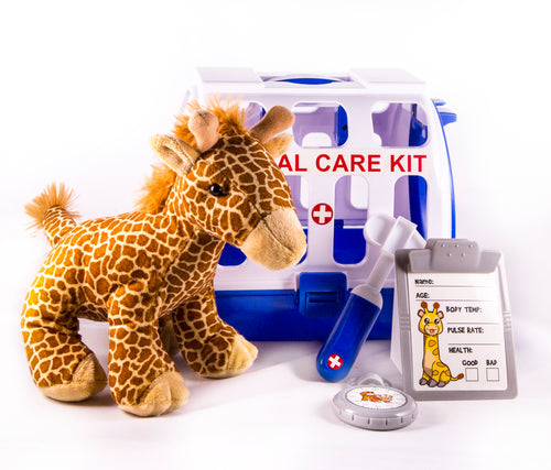 Kit Animal Care Giraffe