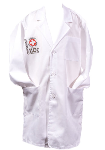 Youth Lab Coat CZBG