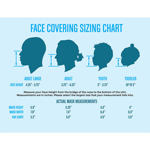 ADULT LARGE MOE FACE MASK