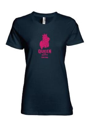 Tee Ladies Fiona Queen of City