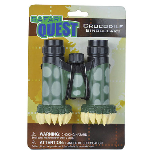 SAFARI QUEST CROC  BINOCULARS