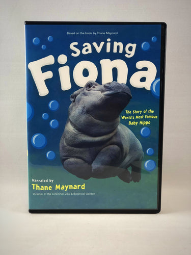 DVD Saving Fiona