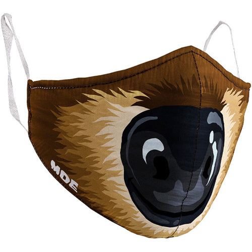 ADULT MOE SLOTH FACE MASK