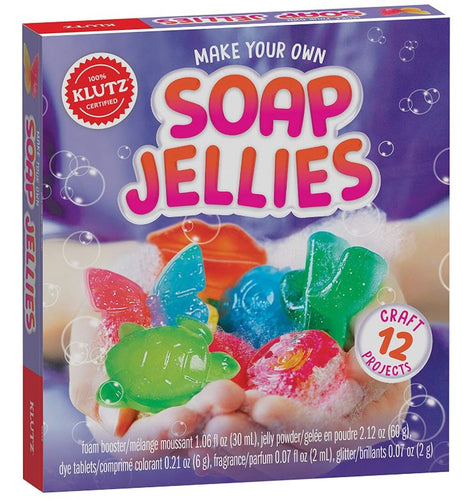Kit Make Your Own Soap Jellies