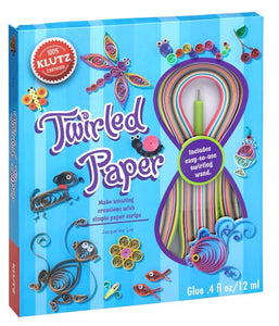 Kit Twirled Papaer