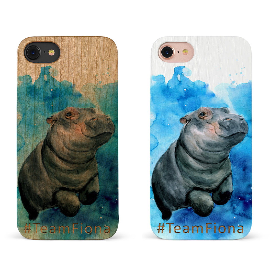 Phone Case Fiona Swimming