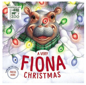 VERY FIONA XMAS BOARD BOOK