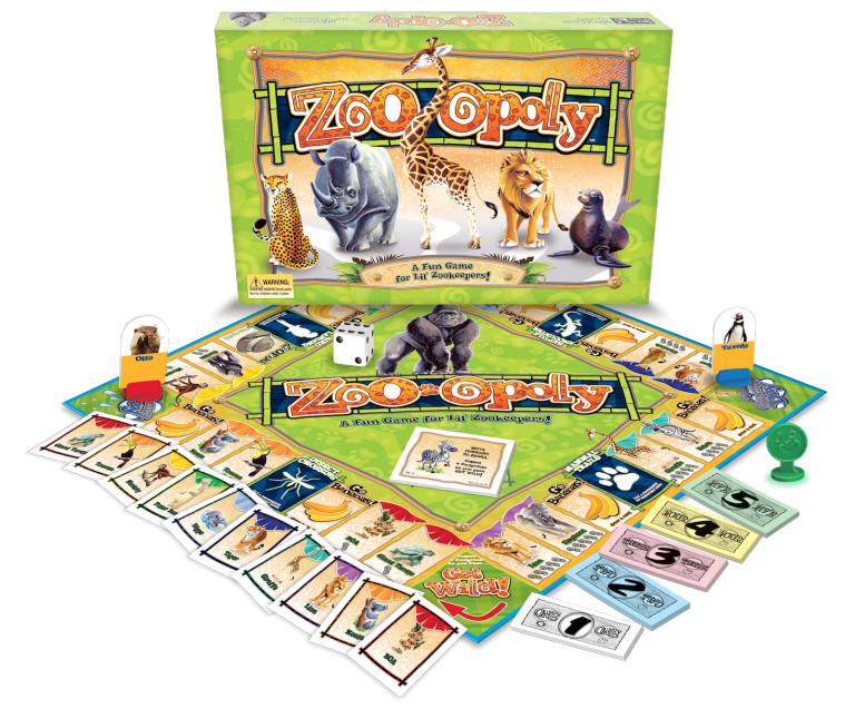 ZOO-OPOLY GAME