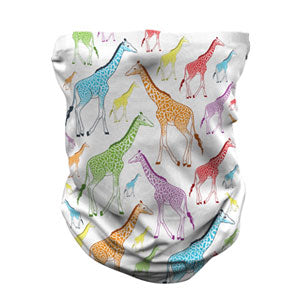 GAITER GIRAFFE REPEAT ADULT