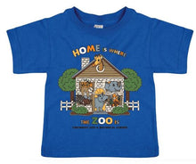 TODDLER HOME ZOO TEE