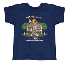 YOUTH HOME ZOO TEE