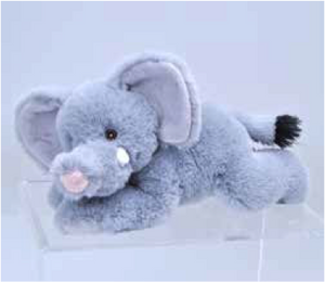 Ecokins Mini Elephant 8""