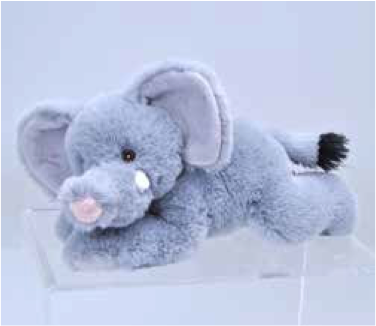 Ecokins Mini Elephant 8