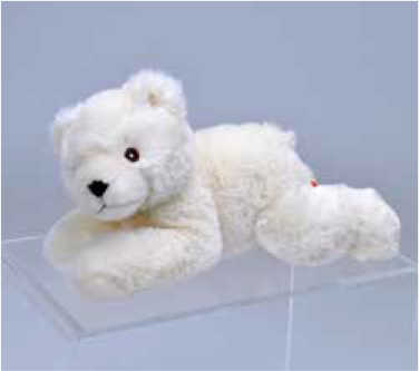Ecokins Mini Polar Bear 8