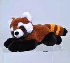 Ecokins Mini Red Panda 8""