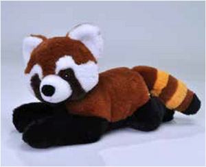 Ecokins Red Panda 12""