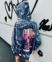 Load image into Gallery viewer, Black Tatto Iggy All Over Print Hoodie