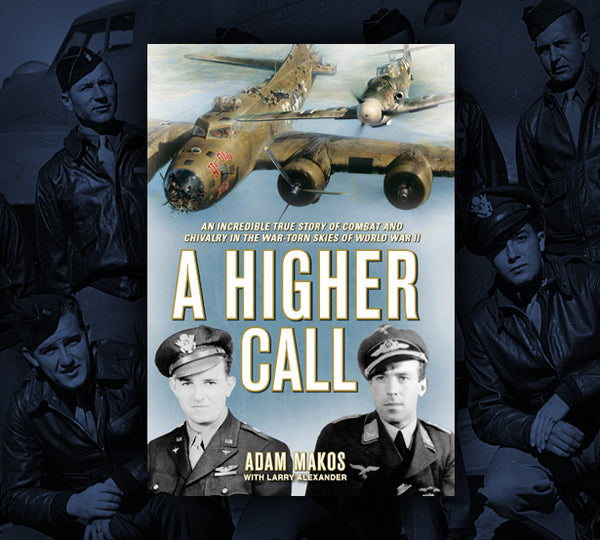 """A Higher Call"" first printing with autographed bookplate"