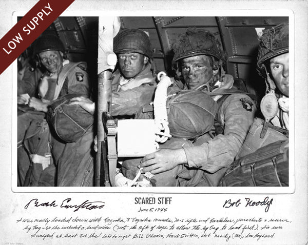 101st Airborne in C-47 for D-Day