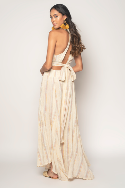 Golden Slumbers Maxi Dress