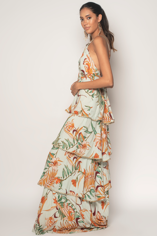 Forever Fields Maxi Dress