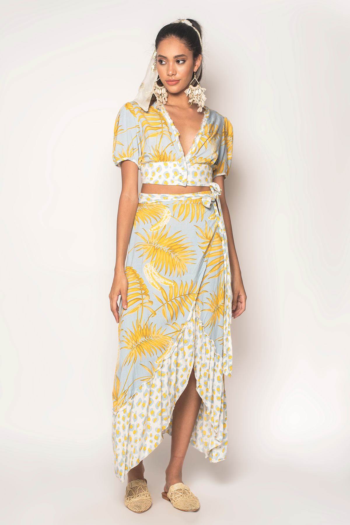 Bananarama Maxi Skirt
