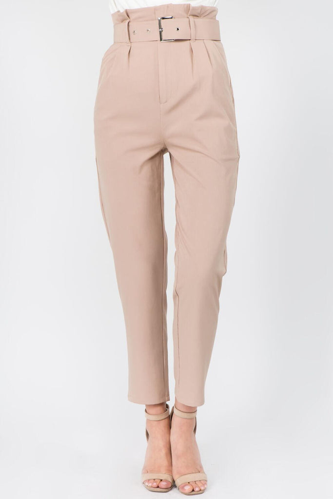 Hailey Pant Beige