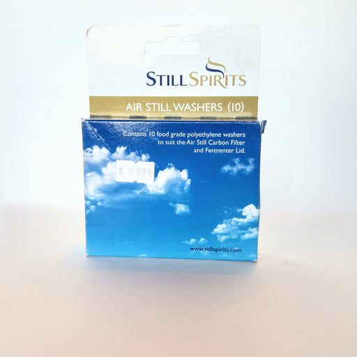 Air Still Washers, pk of 10