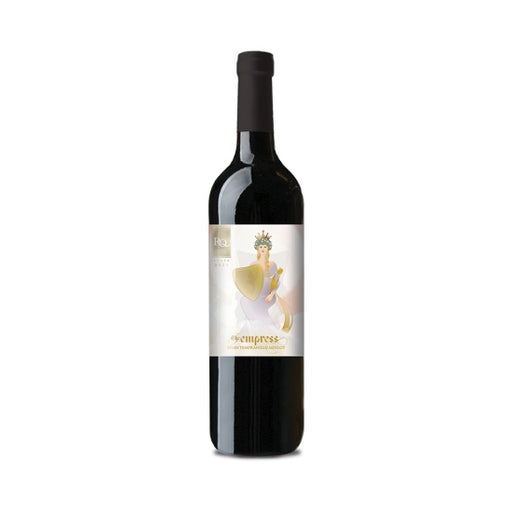 Spain Tempranillo Merlot - The Empress, RQ21