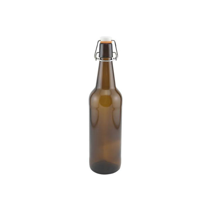Swing-Top Glass Beer Bottles