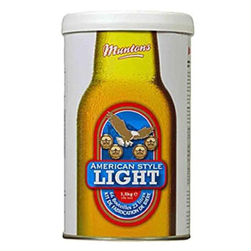 American Style Light Beer