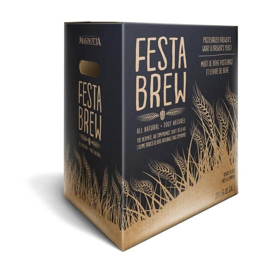 Double Oatmeal Stout, Festa Brew