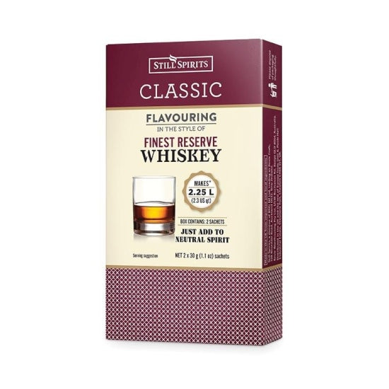 Finest Reserve Scotch Whiskey, Classic