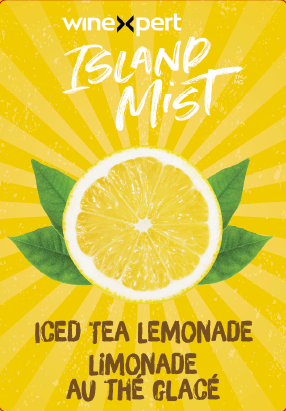 Iced Tea Lemonade, Island Mist (6L)