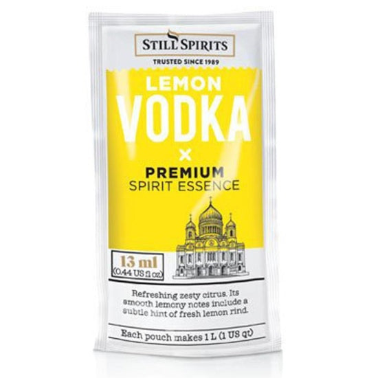 Lemon Vodka, Premium