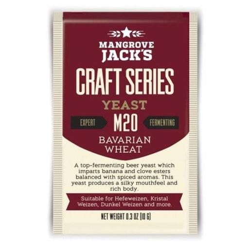 Bavarian Wheat - M20 Dry Yeast