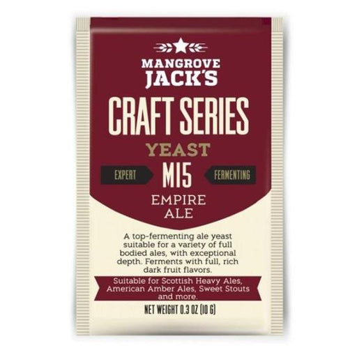 Empire Ale - M15 Dry Yeast