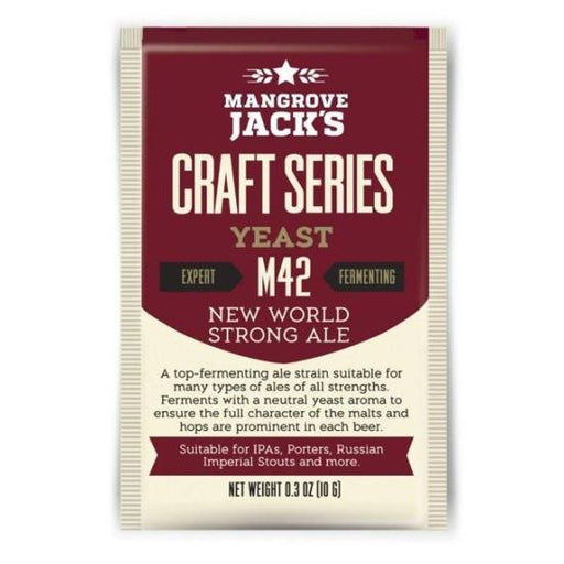New World Strong Ale - M42 Dry Yeast