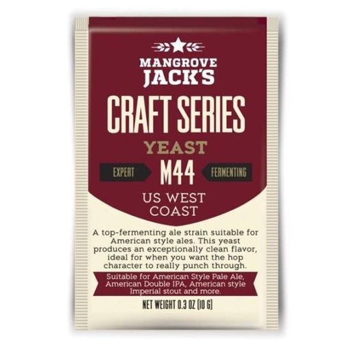 US West Coast - M44 Dry Yeast