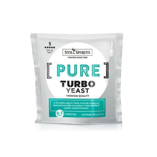 Pure Turbo Yeast