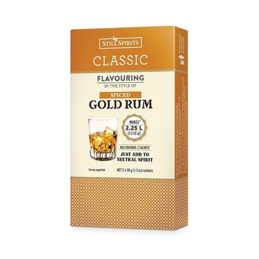 Spiced Gold Rum, Classic
