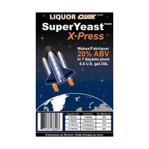 SuperYeast X-Press
