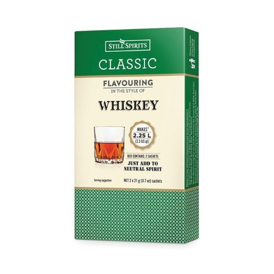 Whiskey, Classic