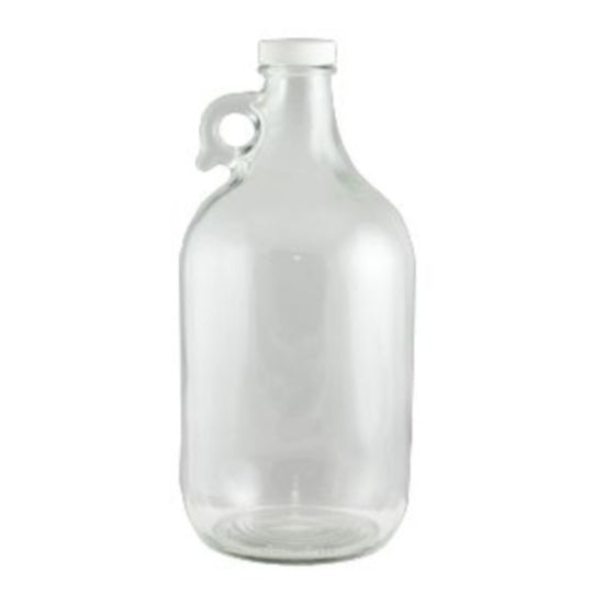 Glass Jug, 1/2 Gallon