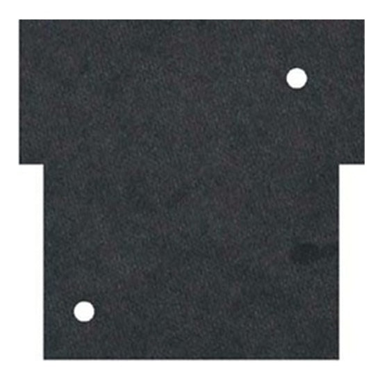 Mini Jet Filter Pads, Carbon