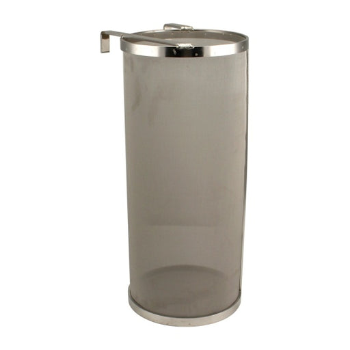 "Stainless Steel Mesh Kettle Hop Spider (14"" X 6"")"